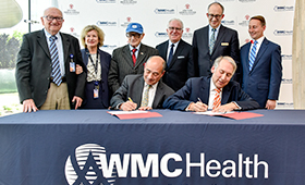 New York Medical College and Westchester Medical Center Health Network Announce Long-Term, Academic Affiliation Agreement